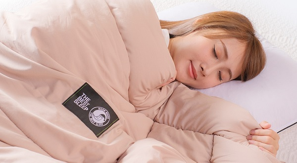 3D-Fit CoCOONは睡眠の専門会社が開発